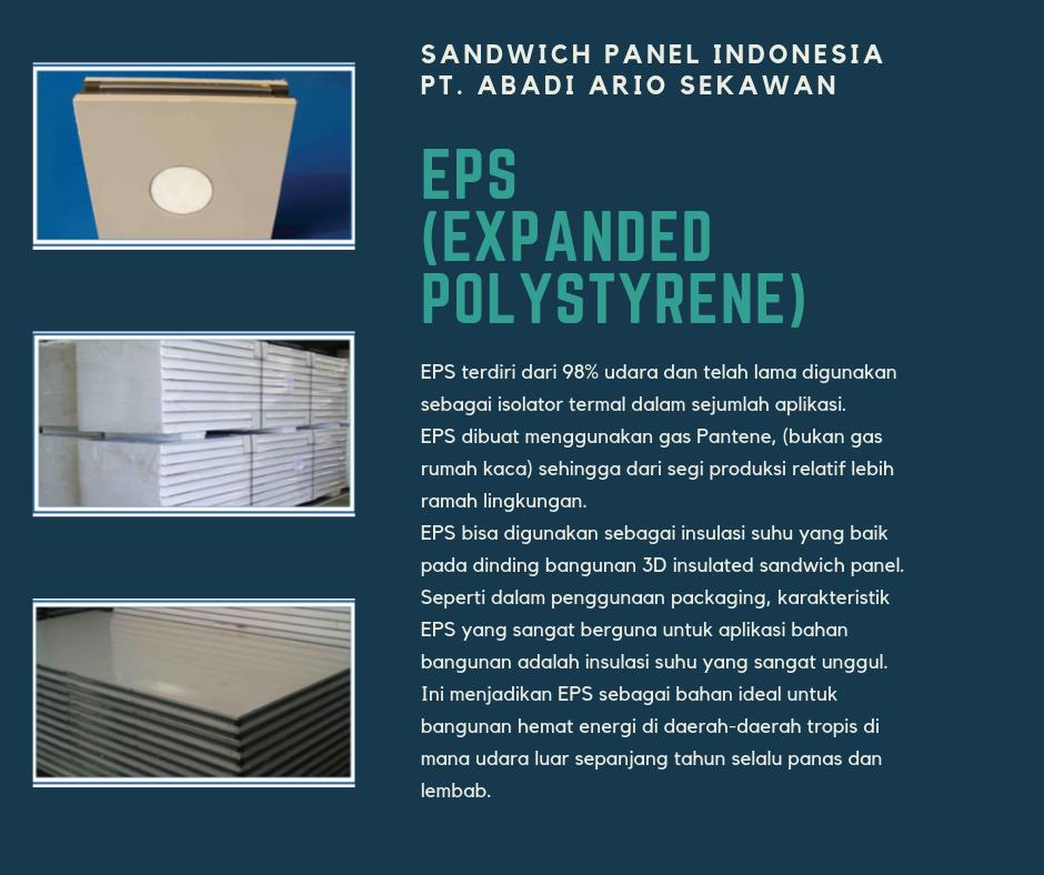 sandwich panel EPS